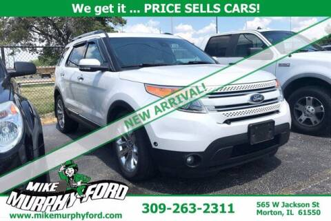 2015 Ford Explorer for sale at Mike Murphy Ford in Morton IL