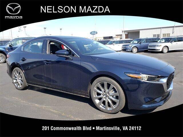 2020 Mazda Mazda3 Sedan for sale in Martinsville, VA