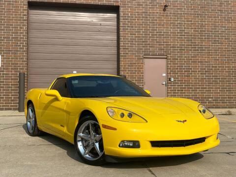 2011 Chevrolet Corvette for sale at Effect Auto Center in Omaha NE