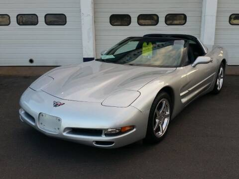 2002 Chevrolet Corvette for sale at Action Automotive Inc in Berlin CT