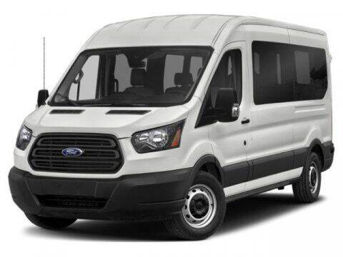 2019 Ford Transit Passenger for sale at Hawk Ford of St. Charles in St Charles IL