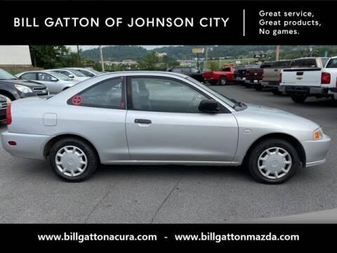 2002 Mitsubishi Mirage for sale at Bill Gatton Used Cars - BILL GATTON ACURA MAZDA in Johnson City TN