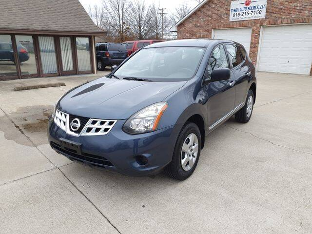 2015 Nissan Rogue Select for sale at Tyson Auto Source LLC in Grain Valley MO