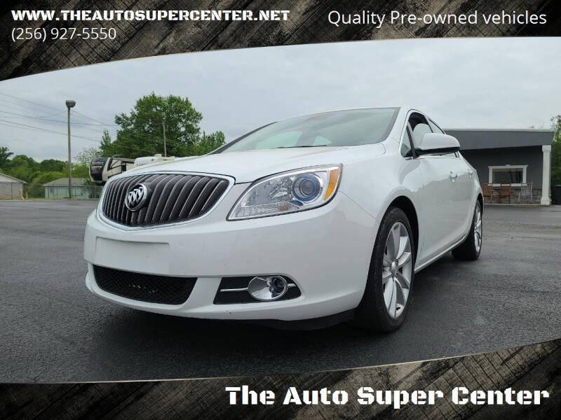 2013 Buick Verano for sale at The Auto Super Center in Centre AL