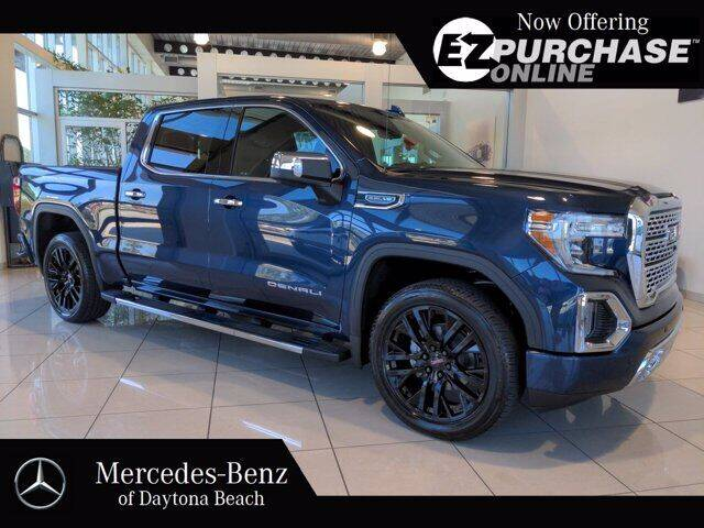 2020 GMC Sierra 1500 for sale at Mercedes-Benz of Daytona Beach in Daytona Beach FL