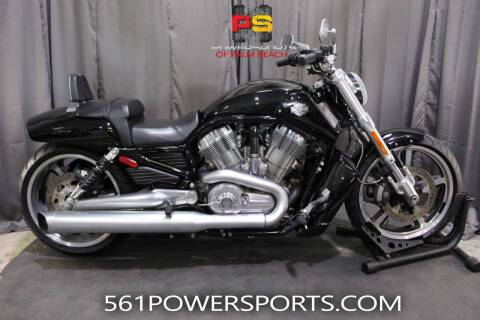 2014 Harley-Davidson V-Rod Muscle® for sale at Powersports of Palm Beach in Hollywood FL