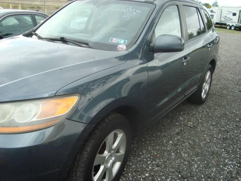 2008 Hyundai Santa Fe for sale at Branch Avenue Auto Auction in Clinton MD