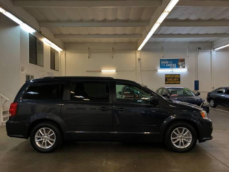 2014 Dodge Grand Caravan for sale at Cuellars Automotive in Sacramento CA