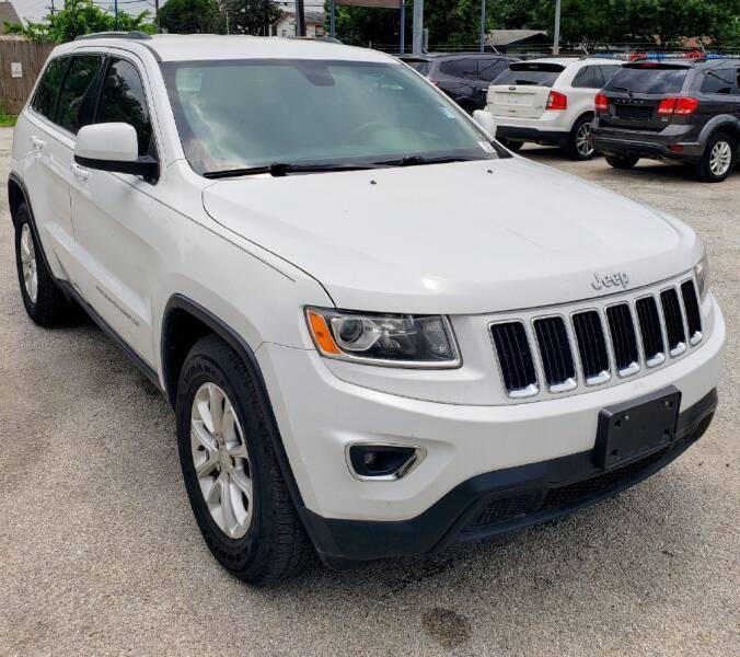 2015 Jeep Grand Cherokee for sale at Apex Auto SA in San Antonio TX