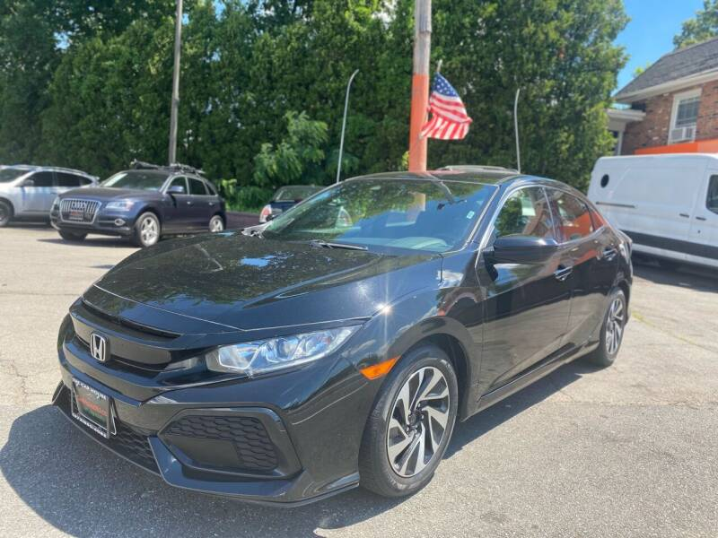 2019 Honda Civic for sale at Bloomingdale Auto Group in Bloomingdale NJ