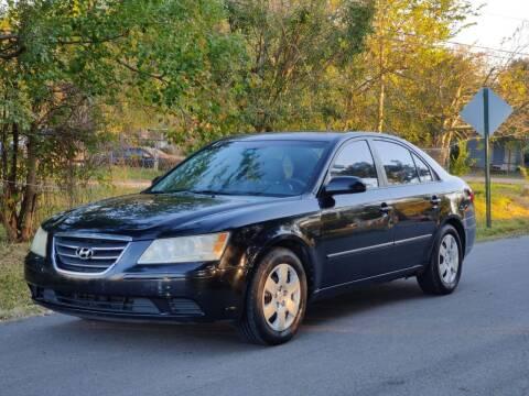 2009 Hyundai Sonata for sale at Loco Motors in La Porte TX