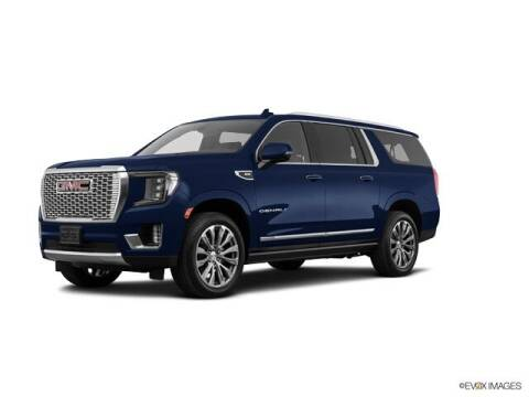 2021 GMC Yukon XL for sale at PHIL SMITH AUTOMOTIVE GROUP - SOUTHERN PINES GM in Southern Pines NC