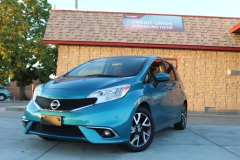 2016 Nissan Versa Note for sale at ALIC MOTORS in Boise ID