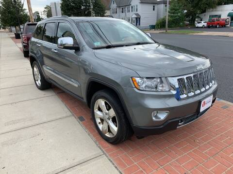 2012 Jeep Grand Cherokee for sale at Viscuso Motors in Hamden CT