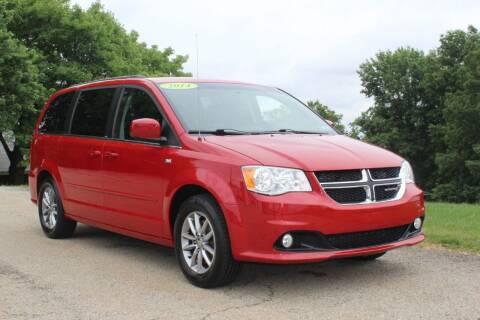 2014 Dodge Grand Caravan for sale at Harrison Auto Sales in Irwin PA
