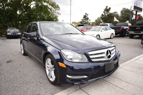 2013 Mercedes-Benz C-Class for sale at Grant Car Concepts in Orlando FL