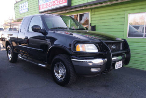 2003 Ford F-150 for sale at Amazing Choice Autos in Sacramento CA