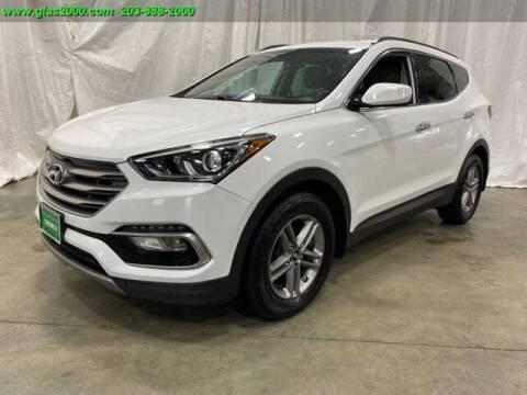 2017 Hyundai Santa Fe Sport for sale at Green Light Auto Sales LLC in Bethany CT