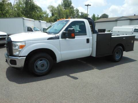 2016 Ford F-350 Super Duty for sale at Benton Truck Sales - Flatbeds in Benton AR