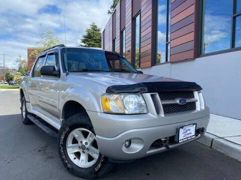2005 Ford Explorer Sport Trac for sale at DAILY DEALS AUTO SALES in Seattle WA