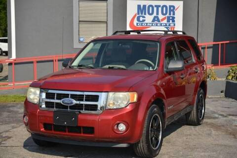 2008 Ford Escape for sale at Motor Car Concepts II - Colonial Location in Orlando FL