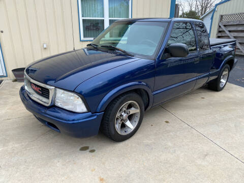2002 GMC Sonoma for sale at Classics and More LLC in Roseville OH