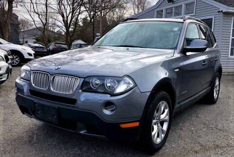 2010 BMW X3 for sale at Top Line Import in Haverhill MA