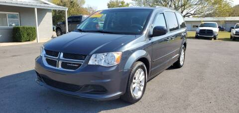 2013 Dodge Grand Caravan for sale at Jacks Auto Sales in Mountain Home AR