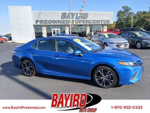 2019 Toyota Camry for sale at Bayird Truck Center in Paragould AR