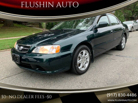 2000 Acura TL for sale at FLUSHIN AUTO in Flushing NY