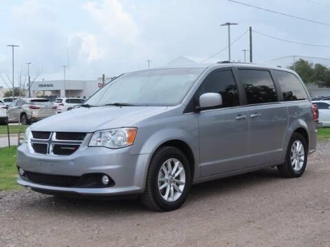 2019 Dodge Grand Caravan for sale at BIG STAR HYUNDAI in Houston TX