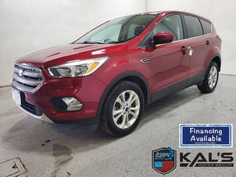 2017 Ford Escape for sale at Kal's Kars - SUVS in Wadena MN