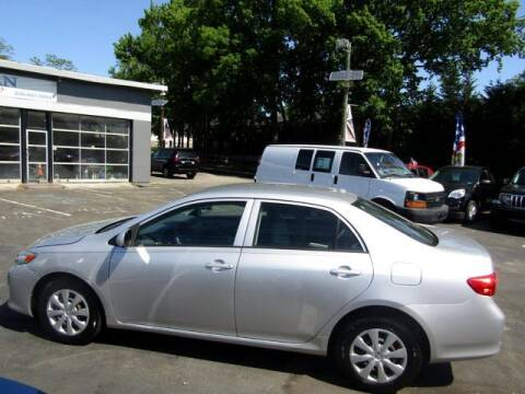 2009 Toyota Corolla for sale at American Auto Group Now in Maple Shade NJ