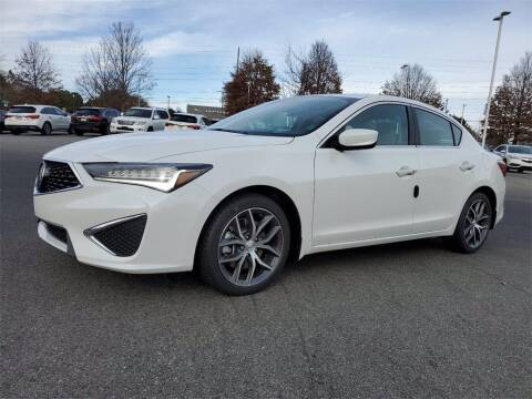 2021 Acura ILX for sale at CU Carfinders in Norcross GA