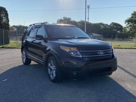 2013 Ford Explorer for sale at Betten Baker Preowned Center in Twin Lake MI