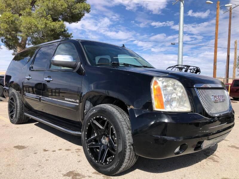 2007 GMC Yukon XL for sale at Eastside Auto Sales in El Paso TX