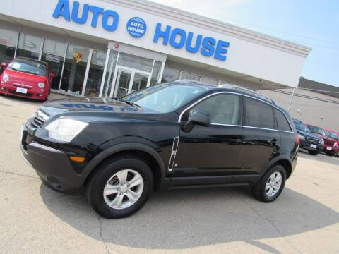 2008 Saturn Vue for sale at Auto House Motors in Downers Grove IL