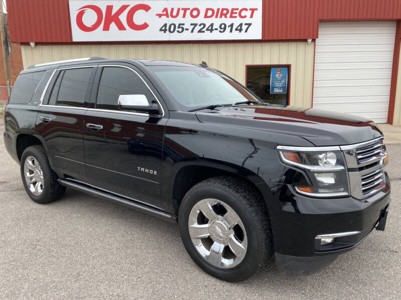 2015 Chevrolet Tahoe for sale at OKC Auto Direct in Oklahoma City OK