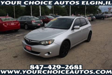 2011 Subaru Impreza for sale at Your Choice Autos - Elgin in Elgin IL
