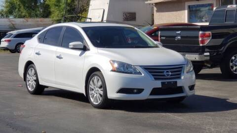 2015 Nissan Sentra for sale at Pioneers Auto Broker in Tampa FL