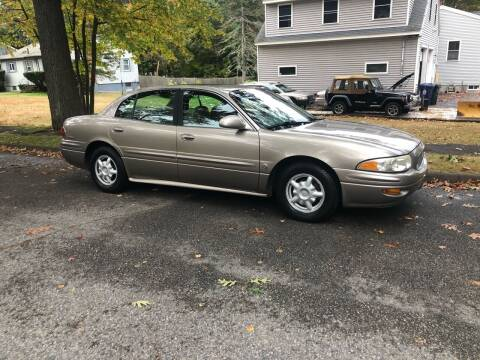 2001 Buick LeSabre for sale at Billycars in Wilmington MA
