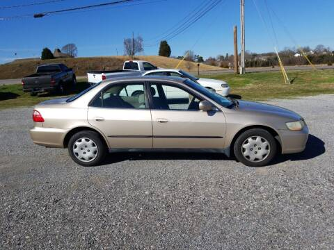 2000 Honda Accord for sale at CAR-MART AUTO SALES in Maryville TN