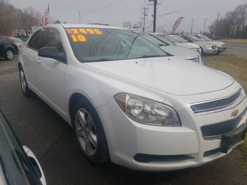 2010 Chevrolet Malibu for sale at Budget Auto Sales & Services in Havre De Grace MD