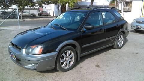 2005 Subaru Impreza for sale at Larry's Auto Sales Inc. in Fresno CA
