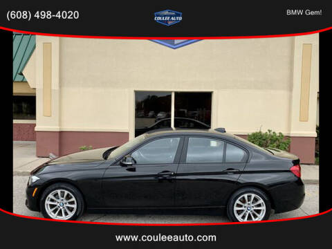 2017 BMW 3 Series for sale at Coulee Auto in La Crosse WI
