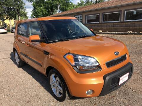 2011 Kia Soul for sale at Truck City Inc in Des Moines IA