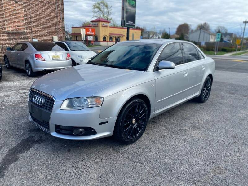 2008 Audi A4 for sale at Innovative Auto Group in Little Ferry NJ