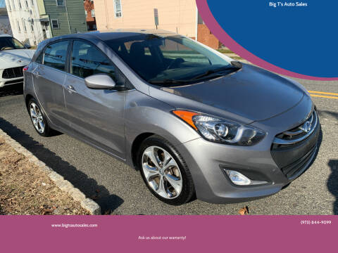 2013 Hyundai Elantra GT for sale at Big T's Auto Sales in Belleville NJ