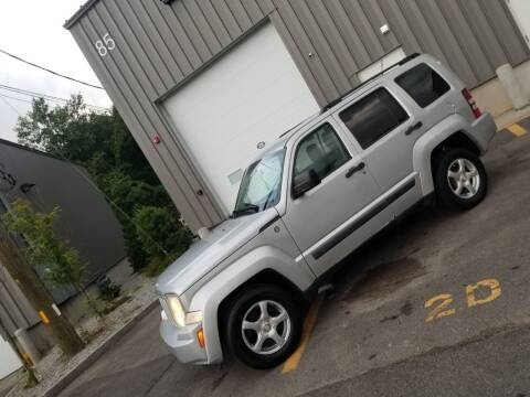 2008 Jeep Liberty for sale at Car-Nation Enterprises Inc in Ashland MA
