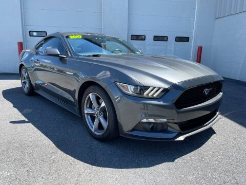 2017 Ford Mustang for sale at Zimmerman's Automotive in Mechanicsburg PA